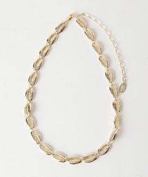 CFC 金屬貝殼裝飾 ST 項鍊