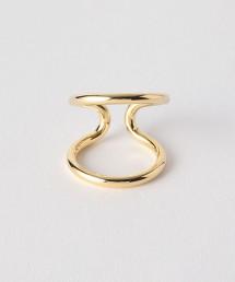 FM 金屬W型 戒指