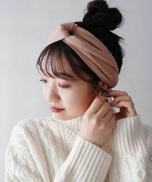 CFC 素色特本頭巾