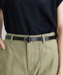 SC 金屬扣環皮帶
