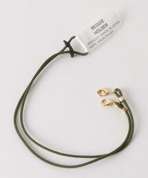 ★[ 特別訂製 ][ REGGIE HOLDER ] 口罩繩 日本製