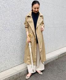 SC 長版防風雨衣大衣