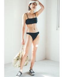★★ CFC 羅紋 後綁帶 比基尼 泳衣