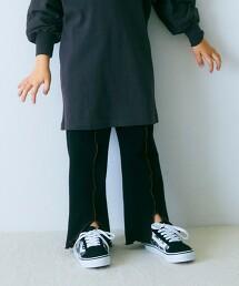 TJ GLR 羅紋抽真長褲 100cm-130cm -機洗-