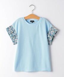 【KIDS】TJ 透氣鬆餅織 袖摺 罩衫