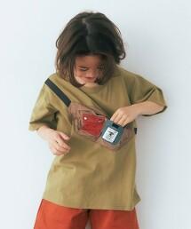 【KIDS】〔特別訂製〕TJ EX grn outdoor 假腰包 TEE / Tシャツ