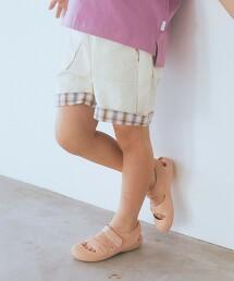 【KIDS】pripela布短褲