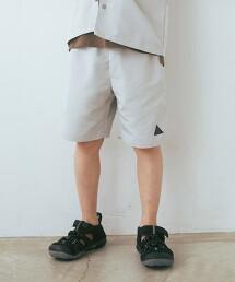 【KIDS】塔夫塔短褲