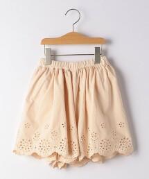 【KIDS】GLR棉蕾絲褲裙