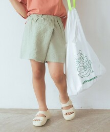 【KIDS】TJ GLR 泡泡紗 一片式 短褲