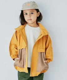 【KIDS】〔特別訂製〕MEI 網眼口袋 夾克