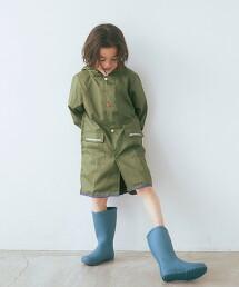 < Wpc.>KIDS 雨衣