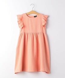 【KIDS】雙層紗洋裝