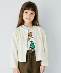 微裏毛 衛衣材質 對襟外套