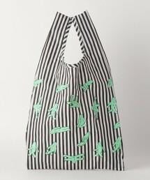 〔特別訂製〕BAGGU BABY green label relaxing × makomo 環保袋  OUTLET商品