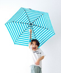 GLR 直條紋摺疊傘
