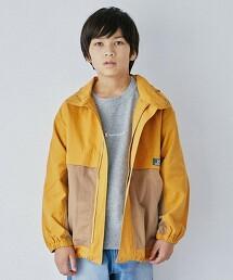 【JUNIOR】〔特別訂製〕MEI 網眼口袋夾克