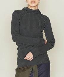 ASTRAET 14G 羅紋織針織連帽衫 OUTLET商品