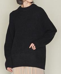 <ASTRAET>W/NY 5G 圓領針織毛衣