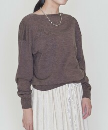 <ASTRAET>W 16G 深V領 2WAY針織衫