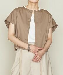 <ASTRAET>下襬抽繩無袖套衫 日本製