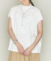 <ASTRAET>立領 後摺無袖上衣 日本製