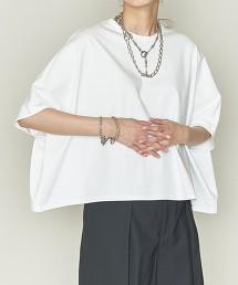 <ASTRAET)>BIG 圓領罩衫