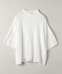 <ASTRAET>14G 蕾絲短袖針織衫