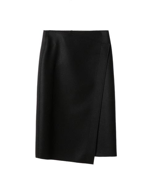 ASTRAET 厚呢 一片裙