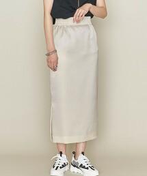 <ASTRAET>粗節 側開衩窄裙