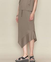 <ASTRAET>拼接 羅紋 窄裙 日本製