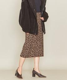 ASTRAET 12G 豹紋窄裙