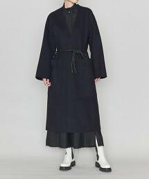 <ASTRAET>W/N 睡袍 雙層織大衣† 日本製