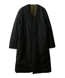 ASTRAET V領雙面長版外套