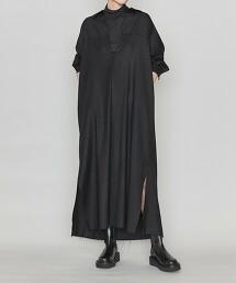 <ASTRAET>開領連身裙 日本製