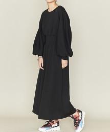 <ASTRAET>14G 美麗諾羅紋 長洋裝 日本製