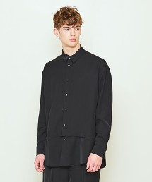 UNITED ARROWS & SONS A TO E SHIRT 標準領襯衫 日本製