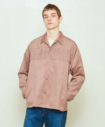 UNITED ARROWS & SONS SBY FRINGE SHIRT 西部襯衫 日本製