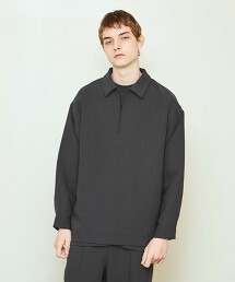 UNITED ARROWS & SONS by DAISUKE OBANA I H/ZIP SHIRT 襯衫 日本製