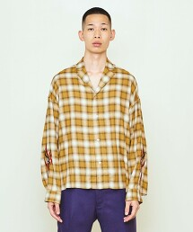 UNITED ARROWS & SONS HOMURA SHIRT 襯衫 日本製