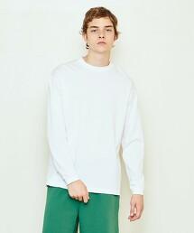 <UNITED ARROWS & SONS> PLAIN LONGSLEEVE TEE/T恤 日本製
