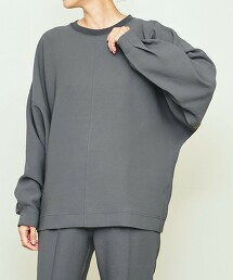 <UNITED ARROWS & SONS by DAISUKE OBANA WOMEN> I CREW L/SL TEE/長袖T恤 日本製