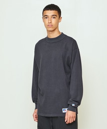 RUSSELL ATHLETIC × UNITED ARROWS & SONS MOCK NECK OUTLET商品