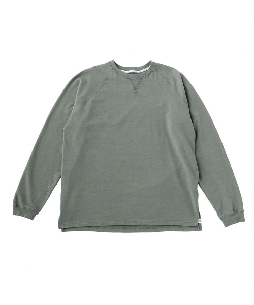 UNITED ARROWS & SONS FRENCH TERRY CREW 圓領衛衣