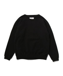 UNITED ARROWS & SONS FRENCH TERRY CREW SWEAT