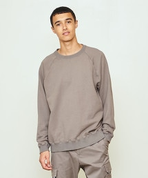 UNITED ARROWS & SONS BASIS CREW SWEAT