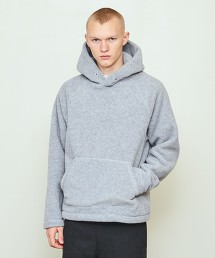 UNITED ARROWS & SONS BASIS FLEECE HOODIE