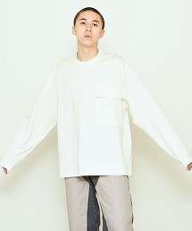UNITED ARROWS & SONS CHEESE LONGSLEEVE TEE T恤 日本製