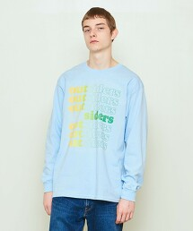 UNITED ARROWS & SONS SBY OUTSIDER L/S TEE 長袖T恤