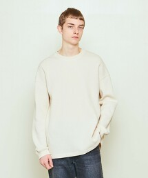UNITED ARROWS & SONS THERMAL CREW†